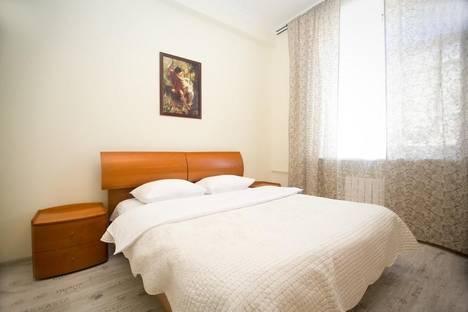 Сдается 2-комнатная квартира посуточно в Москве, ул. Тверская, 17.