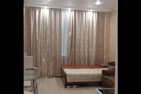 Сдается 1-комнатная квартира посуточнов Сочи, ул. Просвещения, 118А.