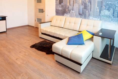 Сдается 1-комнатная квартира посуточнов Воронеже, Карла Маркса, 116а.