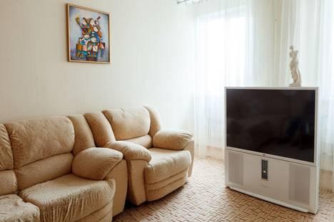 Сдается 2-комнатная квартира посуточнов Воронеже, ул. Карла Маркса, 116а.