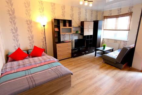 Сдается 1-комнатная квартира посуточно в Петрозаводске, Чапаева, 42а.