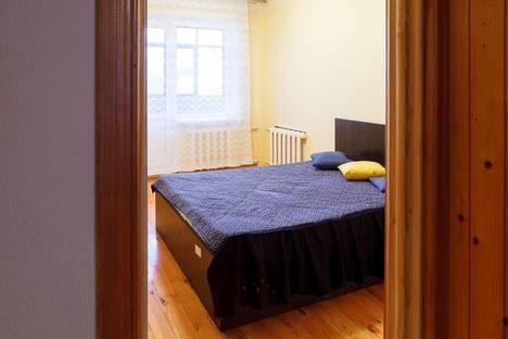 Сдается 3-комнатная квартира посуточно в Воронеже, ул. Революции 1905 года, 42.