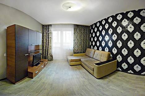 Сдается 1-комнатная квартира посуточнов Воронеже, ул. Революции 1905 года, 80б.