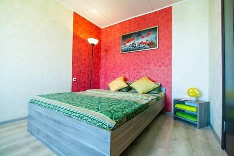 Сдается 1-комнатная квартира посуточно в Петрозаводске, Октябрьский проспект, 7.