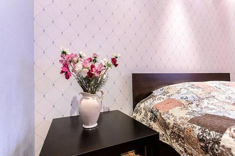 Сдается 3-комнатная квартира посуточно в Алматы, Достык 117В.