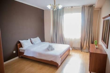 Сдается 3-комнатная квартира посуточно в Алматы, Каблукова 264/7.