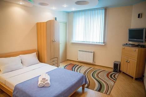 Сдается 2-комнатная квартира посуточно в Алматы, Хусаинова 225.