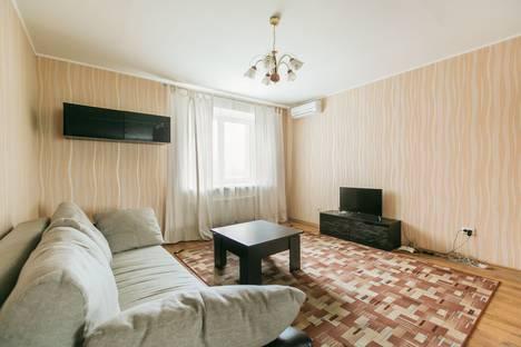 Сдается 1-комнатная квартира посуточно в Новосибирске, ул.Добролюбова 18/1.