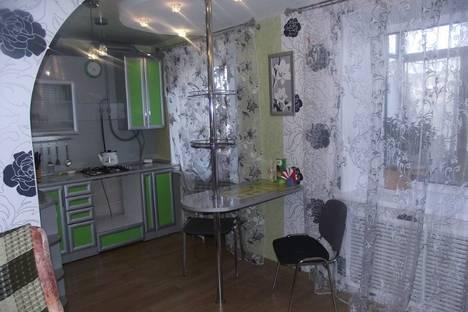 Сдается 2-комнатная квартира посуточнов Уфе, проспект октября 142.