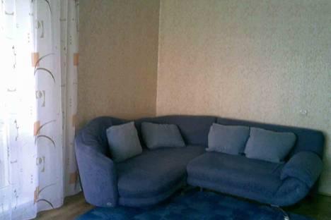 Сдается 2-комнатная квартира посуточнов Тюмени, Республики,94.
