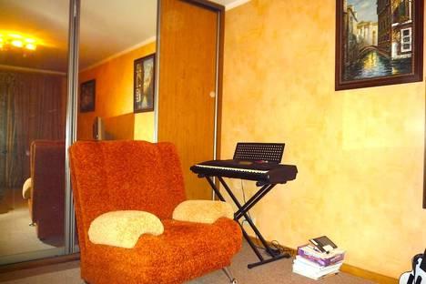 Сдается 1-комнатная квартира посуточнов Москве, ул. Бориса Галушкина,дом 16.
