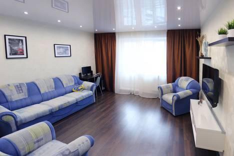 Сдается 1-комнатная квартира посуточнов Красноярске, Батурина, 5А.
