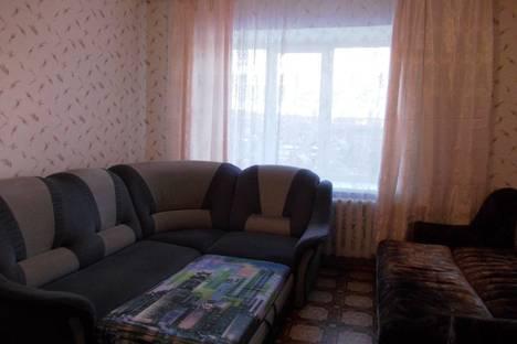 Сдается 2-комнатная квартира посуточно в Ижевске, Льва Толстого 28.