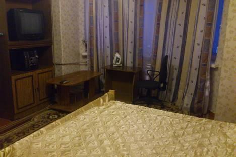 Сдается 1-комнатная квартира посуточнов Воронеже, ул. Героев Стратосферы, 2.