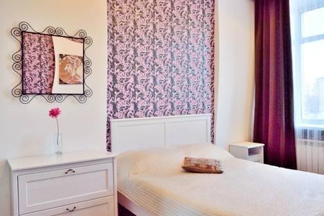 Сдается 2-комнатная квартира посуточно в Мурманске, пр. Ленина, 80.