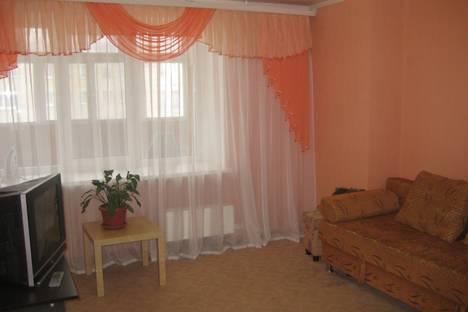 Сдается 1-комнатная квартира посуточнов Тюмени, Малыгина 5.