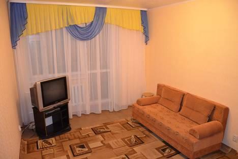 Сдается 1-комнатная квартира посуточнов Тюмени, Червишевский тракт 64 кор 2.