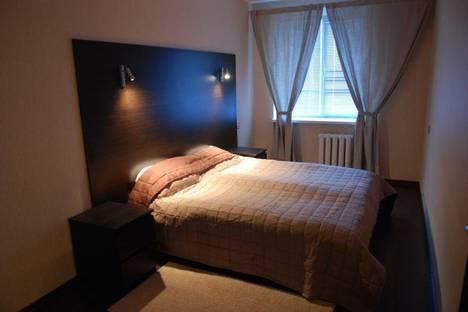 Сдается 2-комнатная квартира посуточнов Волжском Утёсе, Юбилейная 75.