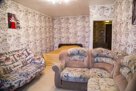 Сдается 1-комнатная квартира посуточнов Красноярске, ул. Ленина, 92.