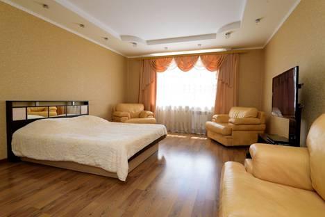 Сдается 2-комнатная квартира посуточно в Пензе, Пушкина 43.