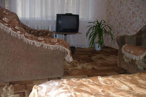 Сдается 1-комнатная квартира посуточно, улица Жуковского, 21.