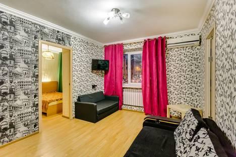 Сдается 2-комнатная квартира посуточнов Ростове-на-Дону, ул. Пушкинская 120.