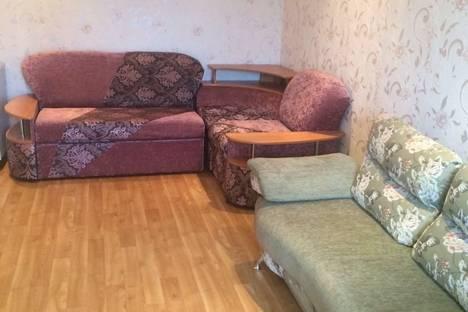 Сдается 1-комнатная квартира посуточно в Биробиджане, Ул. Советская, дом 48.