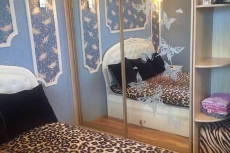 Сдается 2-комнатная квартира посуточно в Биробиджане, Ул. Дзержинского, дом 20 а.