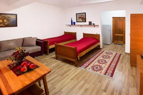 Сдается 1-комнатная квартира посуточно в Алматы, Абая - Алтынсарина,  Парк Фэмили, 55..