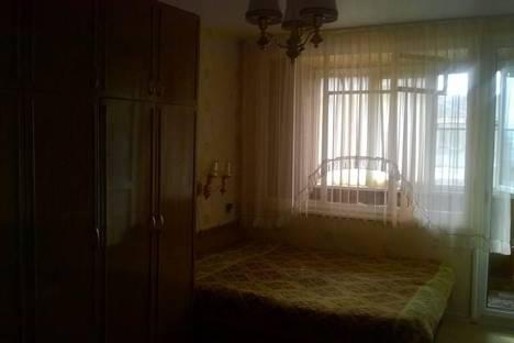 Сдается 2-комнатная квартира посуточно в Адлере, ул. Свердлова, д. 73.
