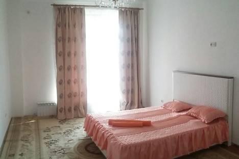 Сдается 2-комнатная квартира посуточно в Астане, улица Сыганак дом 14.