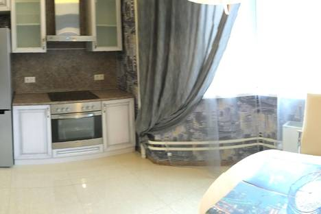 Сдается 1-комнатная квартира посуточнов Красногорске, Красногорский бульвар, 26.