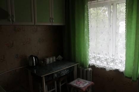 Сдается 3-комнатная квартира посуточно в Благовещенске, Трудовая 40.