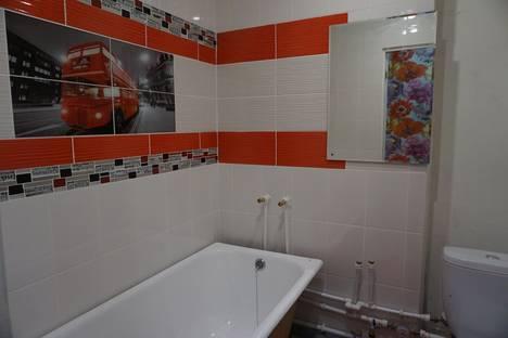 Сдается 1-комнатная квартира посуточно в Новокуйбышевске, проспект Победы, 39 а.