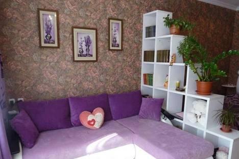 Сдается 2-комнатная квартира посуточнов Екатеринбурге, Крауля, 8.