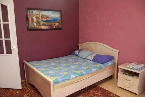 Сдается 1-комнатная квартира посуточно в Новокузнецке, ул. Кирова 100.
