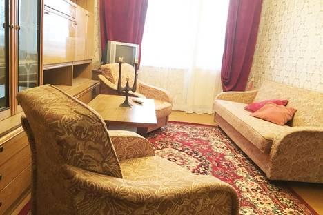 Сдается 2-комнатная квартира посуточнов Полоцке, Богдановича 3.