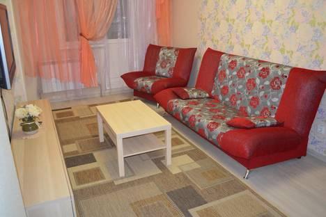 Сдается 1-комнатная квартира посуточнов Новосибирске, Фрунзе, 49.