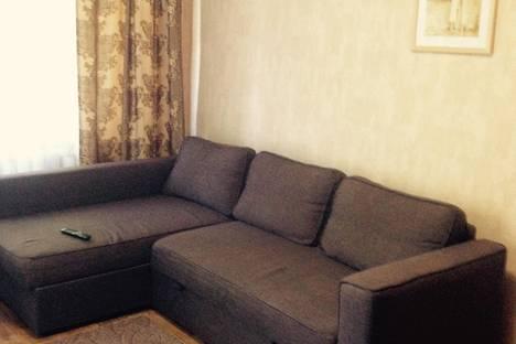 Сдается 2-комнатная квартира посуточнов Оби, проспект Димитрова, 13.