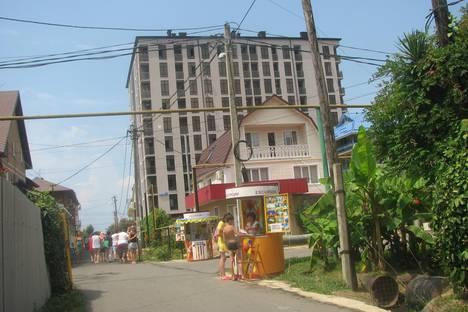 Сдается 1-комнатная квартира посуточно в Сочи, ул. Просвещения, 147|1.