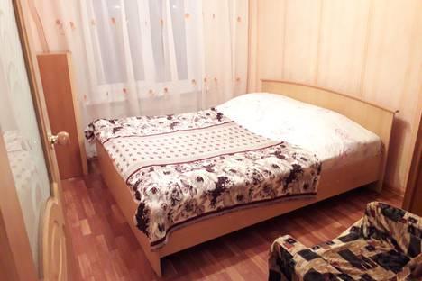 Сдается 2-комнатная квартира посуточно в Туле, Ложевая, дом 130.