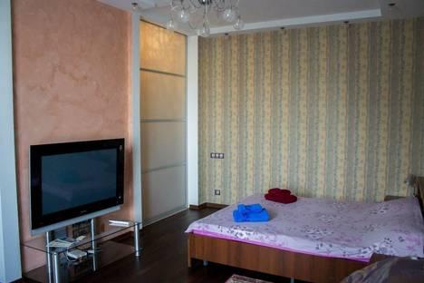 Сдается 1-комнатная квартира посуточнов Чебоксарах, ул. Гагарина Ю., 35.