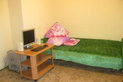 Сдается 1-комнатная квартира посуточнов Санкт-Петербурге, ул. Подводника Кузьмина, 50.