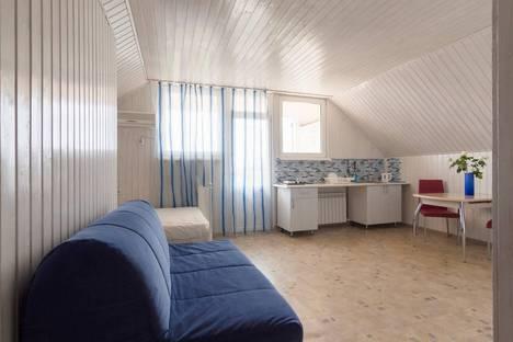Сдается 1-комнатная квартира посуточно в Адлере, Урожайная ул., 2А.