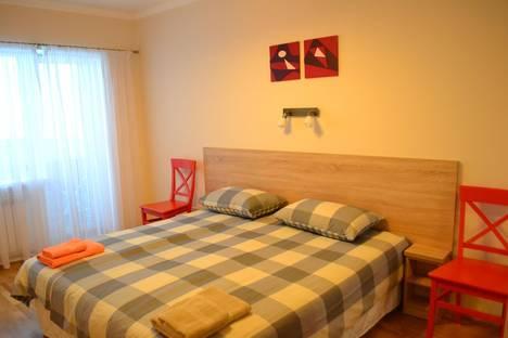 Сдается 1-комнатная квартира посуточнов Киеве, Гончара 6.