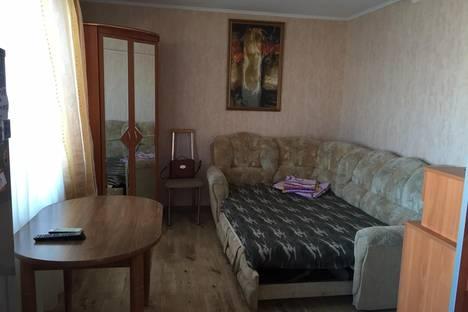 Сдается 1-комнатная квартира посуточнов Ухте, Севастопольская 13.
