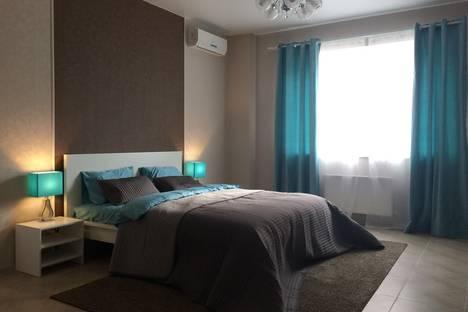 Сдается 1-комнатная квартира посуточнов Краснодаре, Казбекская 11.