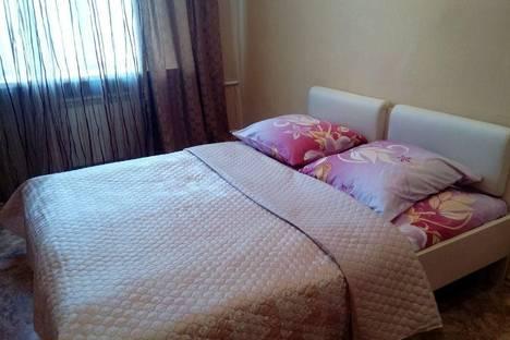 Сдается 1-комнатная квартира посуточнов Норильске, Ленинский проспект, 18.