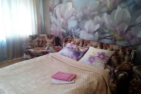 Сдается 1-комнатная квартира посуточнов Норильске, ул. Ленинградская, 17.