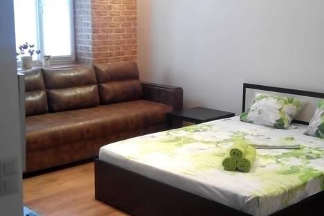 Сдается 1-комнатная квартира посуточно, проспект им В.И.Ленина, 44.